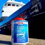Beskyt bådens brændstof med Liqui Moly