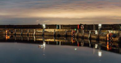TrygFonden donerer lysende redningsstiger til havne