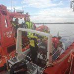Stor redningsaktion ved Læsø!