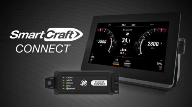 Mercury VesselView nu muligt direkte på Garmin- & Raymarine skærme med SmartCraft Connect