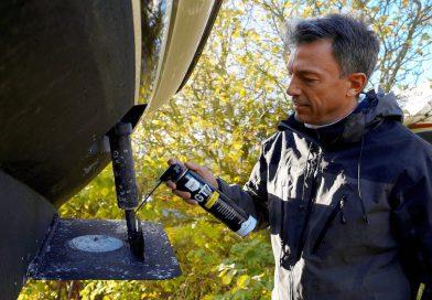Sådan korrosionsbeskytter du båd og motor