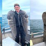 Kæmpe-fisk fra Det Gule Rev !!
