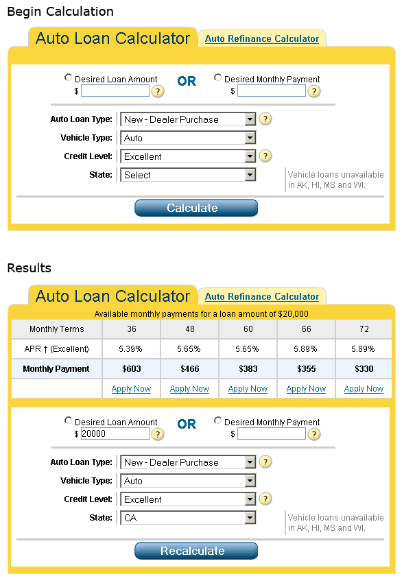 early auto loan payoff calculator