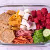 DIY Adult Lunchables