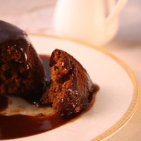 Sticky toffee pudding - po polsku