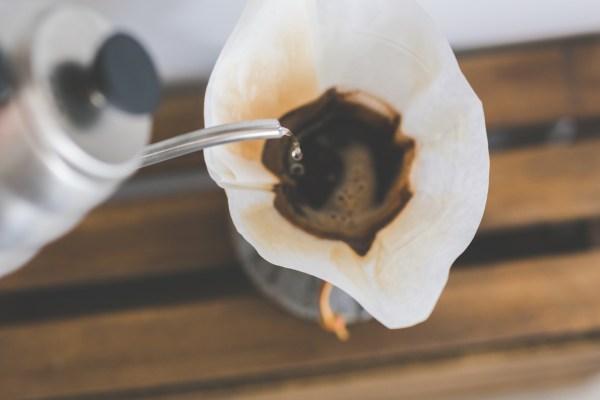 Håndholdt Kaffe – Pour Over Metoden