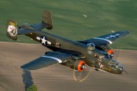 B-25 // For more information: http://www.dixiewing.org/