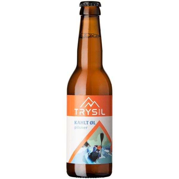 Kahlt øl - Pilsner- Trysil Bryggeri
