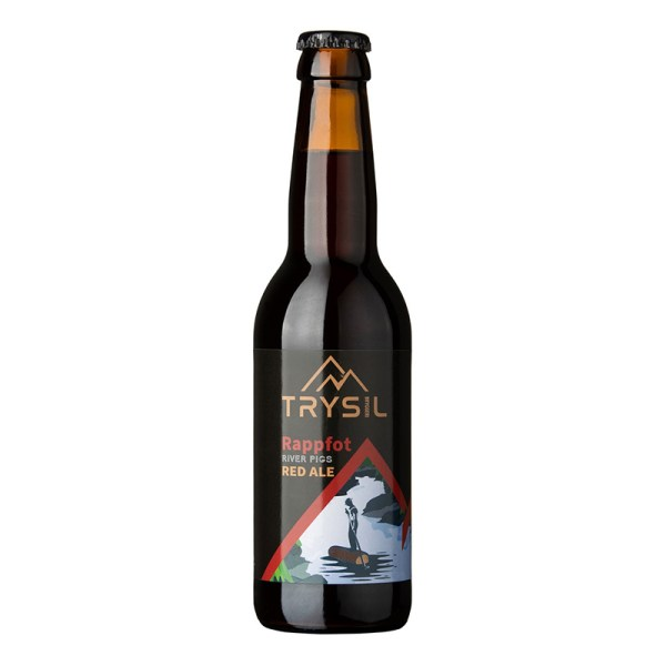 Rappfot - Imperial Red Ale - Trysil Bryggeri