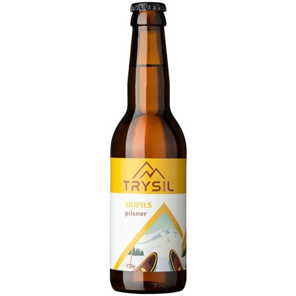 Skipils - Pilsner - Trysil Bryggeri