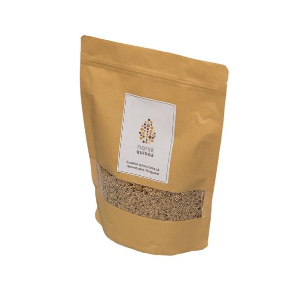Norsk Quinoa 500 gram pose