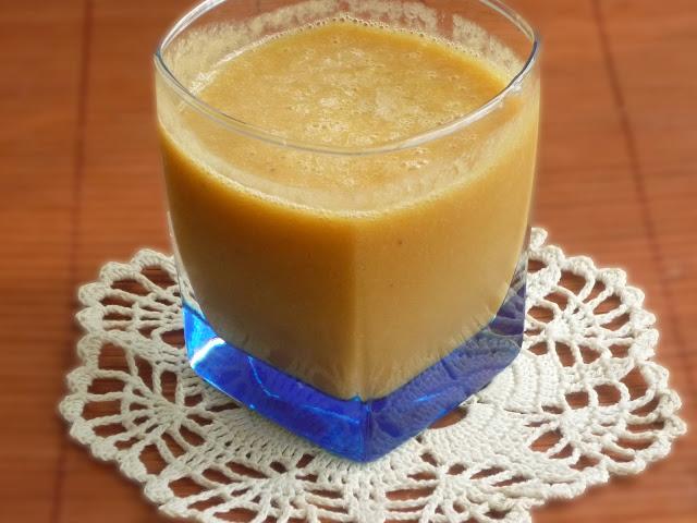 napój z zieloną herbatą