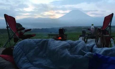 ふもとっぱら 富士山