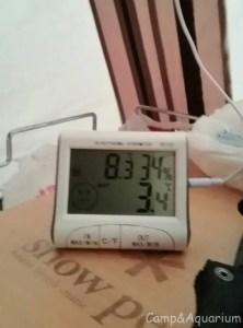 ふもとっぱら 気温