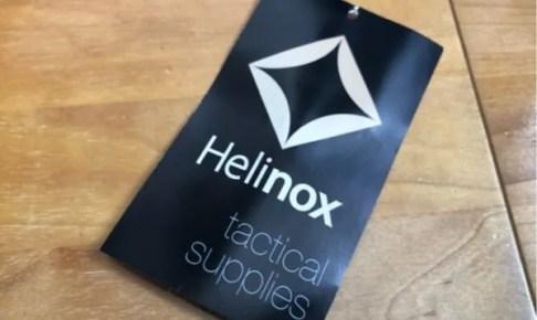 Helinox タグ