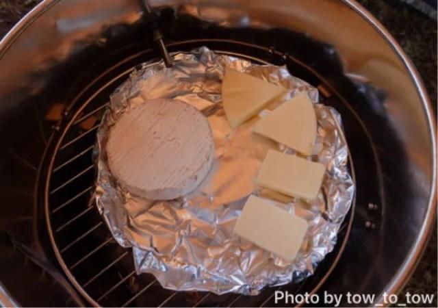 スモーカー 燻製 チーズ