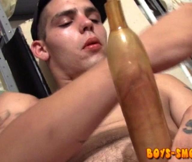 Drac Smoke Massive Cum From Boys Smoking
