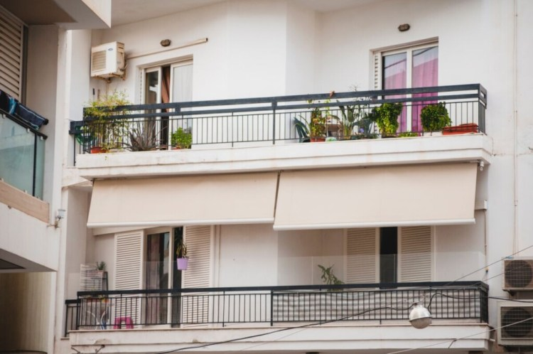 How To Know If You Can Enclose Your Balcony Small Balcony Design
