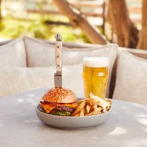 Menu-Small Barn Modern Bistro-burger