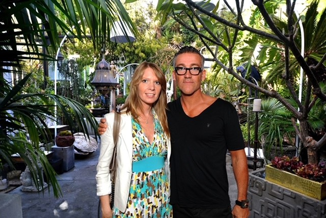 Thomas Schoos & Lisa Gill