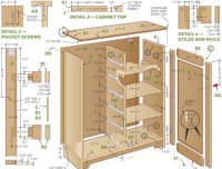 Garage Cabinet Plans  Small Bathroom Ideas Modern