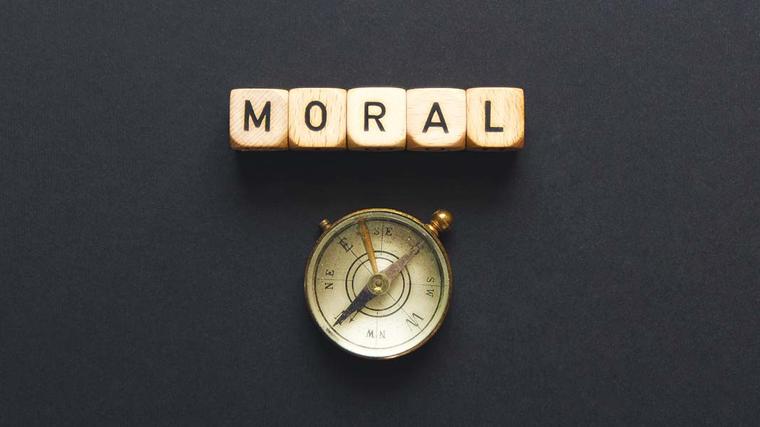 You Are Your Company S Moral Compass Smallbizclub