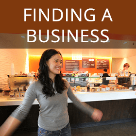 Finding a Business