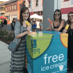 How any business can be part of downtown events by going mobile
