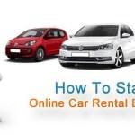 6 Steps to Start an Online Car Rental Business