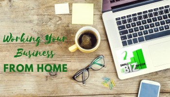 work your business from home