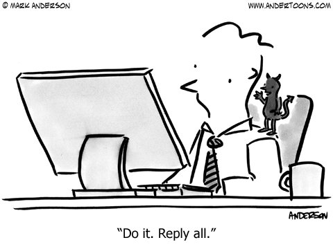 Reply All Is Evil