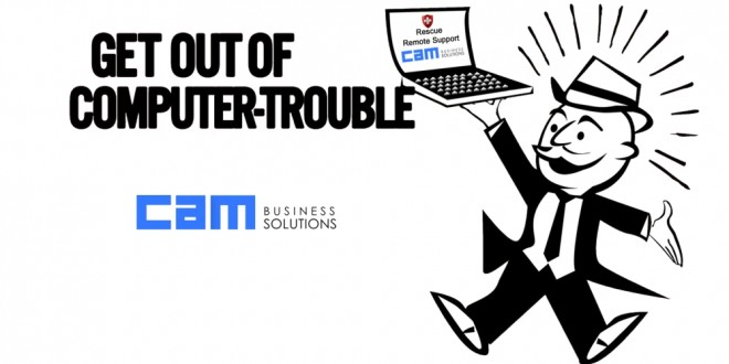 CAM Business Solutions: Providing Clients with Technology