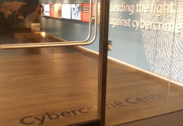 Microsoft Digital Crimes Unit Center