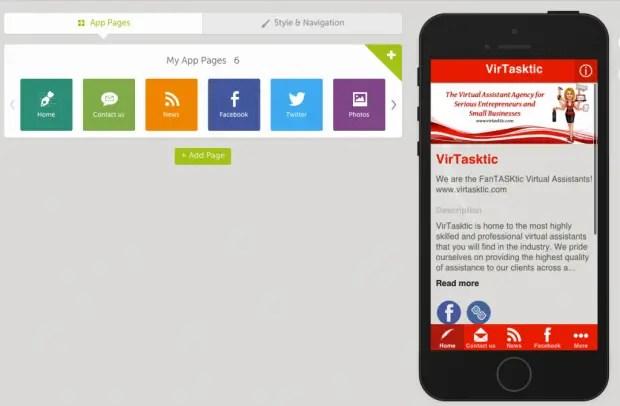 como app 4