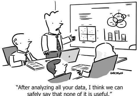 Digging Deep on Data Means Licorice?