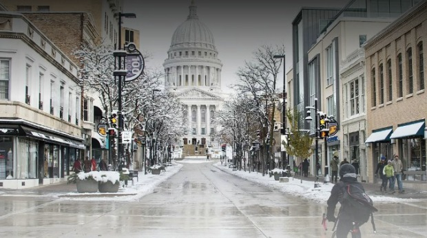 Best Cities for Young Entrepreneurs - Madison, Wisconsin