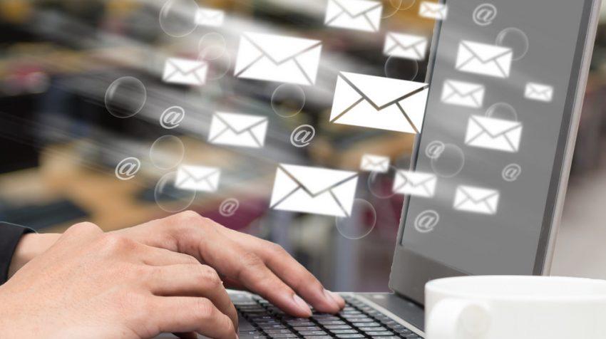 retail marketing email