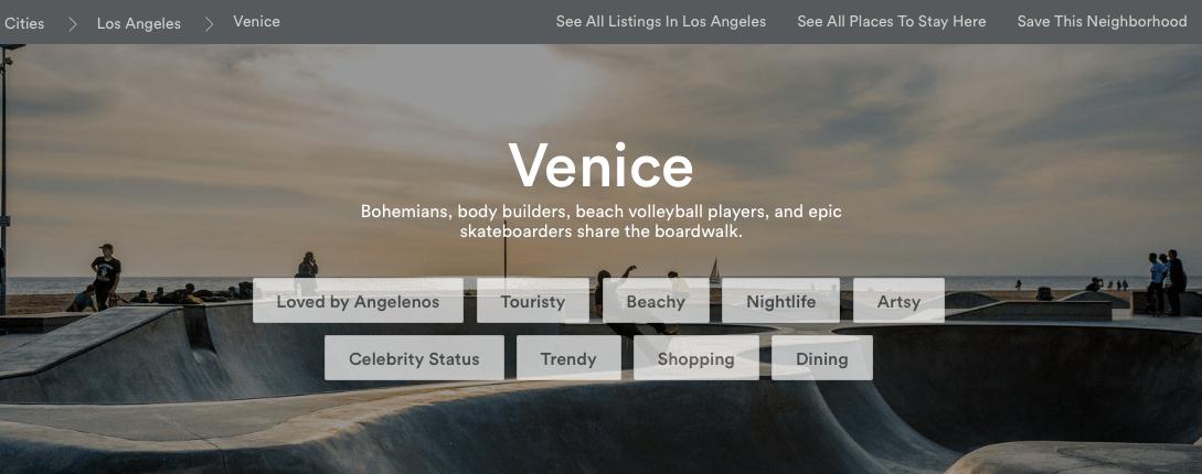Local content marketing - establish authority