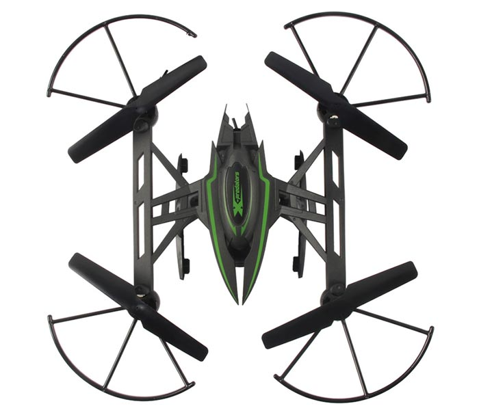 The Best Cheap Drones - JXD 510G