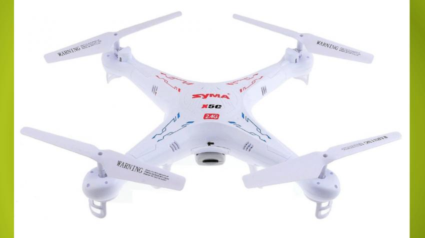 The Best Cheap Drones - Syma X5C