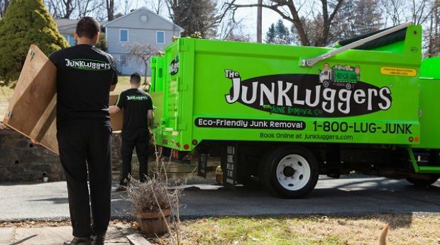 Junklugger Junk Hauling Services - Truck