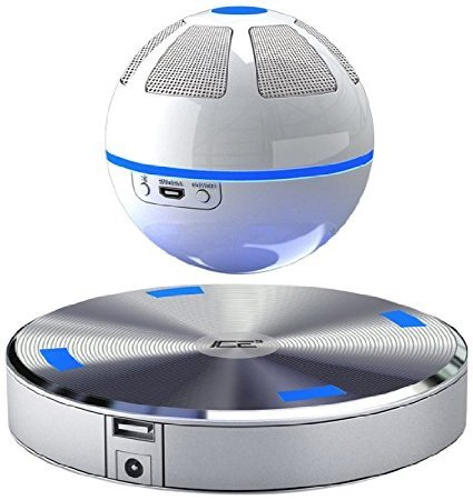Amazon Startups Product - ICE Portable Wireless Floating Bluetooth Speaker