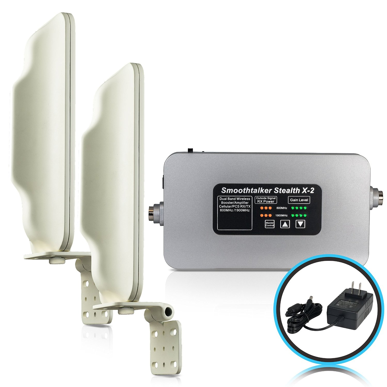 Best Cell Phone Signal Boosters for Business Users - Smoothtalker Stealth X2