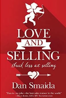 Best Books on Sales: Love and Selling