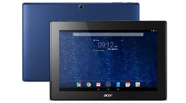 Hip Tablet Gift Ideas - Acer Iconia Tab 10