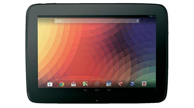 Hip Tablet Gift Ideas - Google Nexus 10