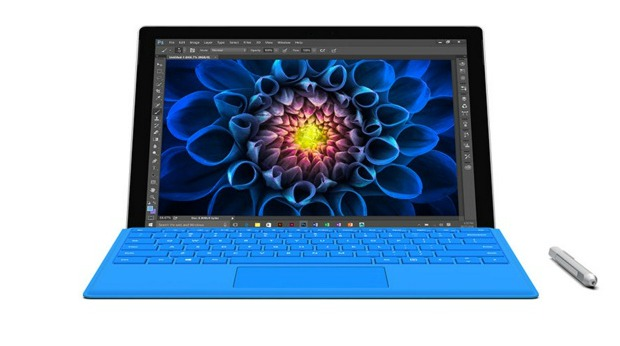 Hip Tablet Gift Ideas - Microsoft Surface Pro 4