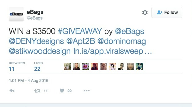 50 Social Media Post Ideas You Can Use Again and Again - Giveaways