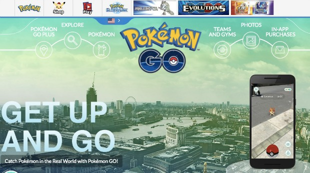 Best Viral Campaigns of 2016 - Pokemon Go