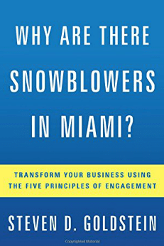 If your small business has been around for a while, complexity may abound leading to the problems discussed in the book Why Are There Snowblowers in Miami.